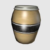 3ds indian drum