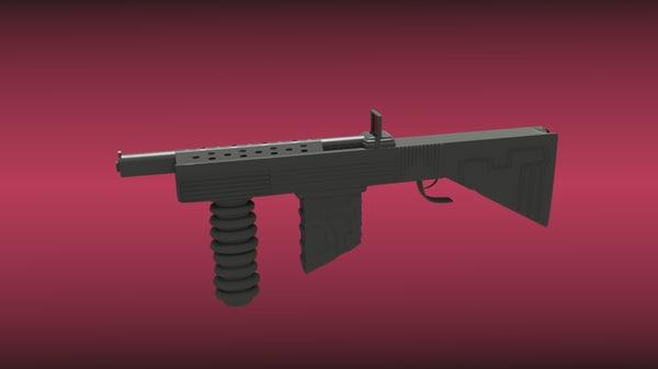 free scope 3d model