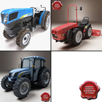 Tractors Collection V3