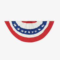 usa bunting 3d 3ds