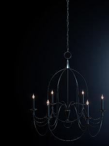 maya chandelier