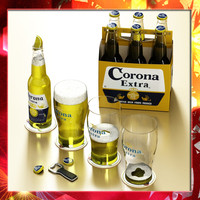 Corona Beer Collection