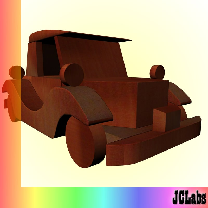 toy car 3ds free