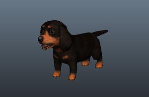 maya dachshund dog