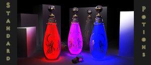 3ds potion