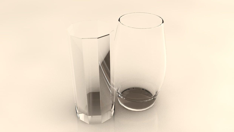 glasses c4d