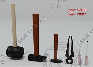 3ds max tools instruments