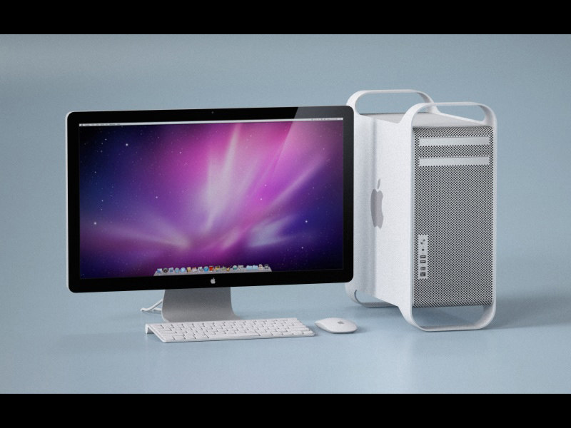 3ds max mac apple displey