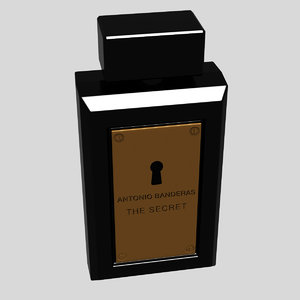 obj golden secret perfume antonio