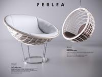 3d ferlea shell kata model