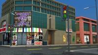 3d street scene(1)
