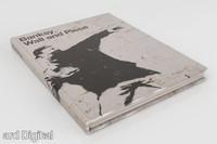 book - banksy hardback 3d model