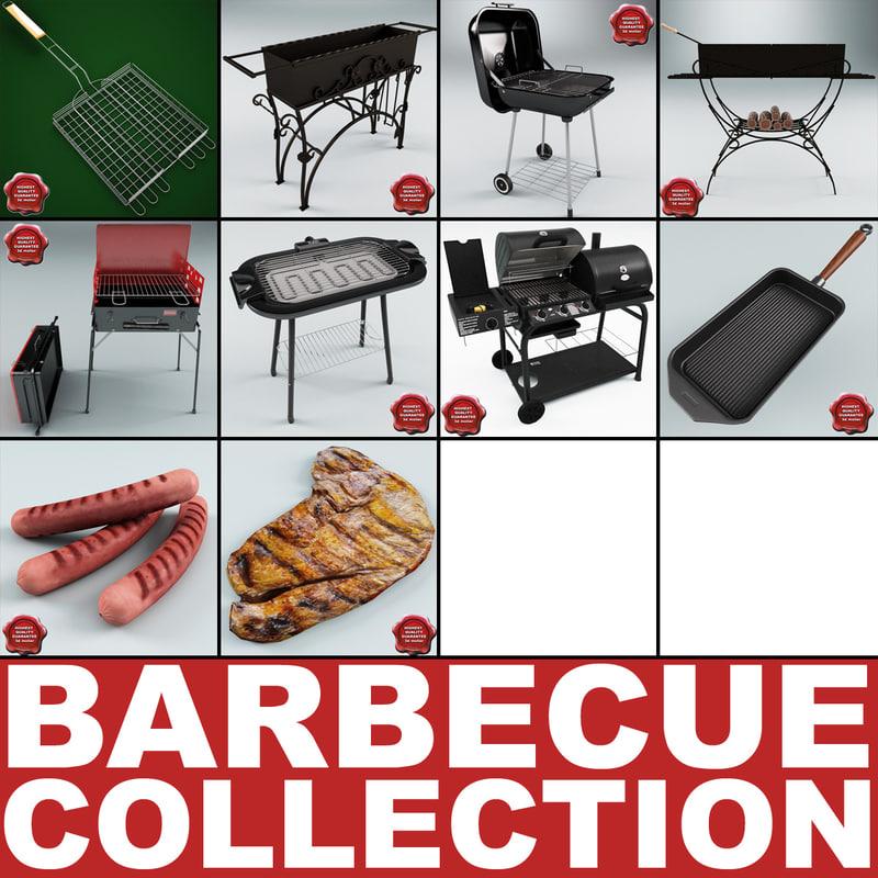 barbecue v5 3ds