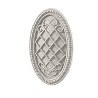 3d medallion element