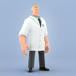 max man doctor