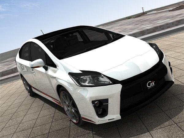 Toyota Prius G S Max