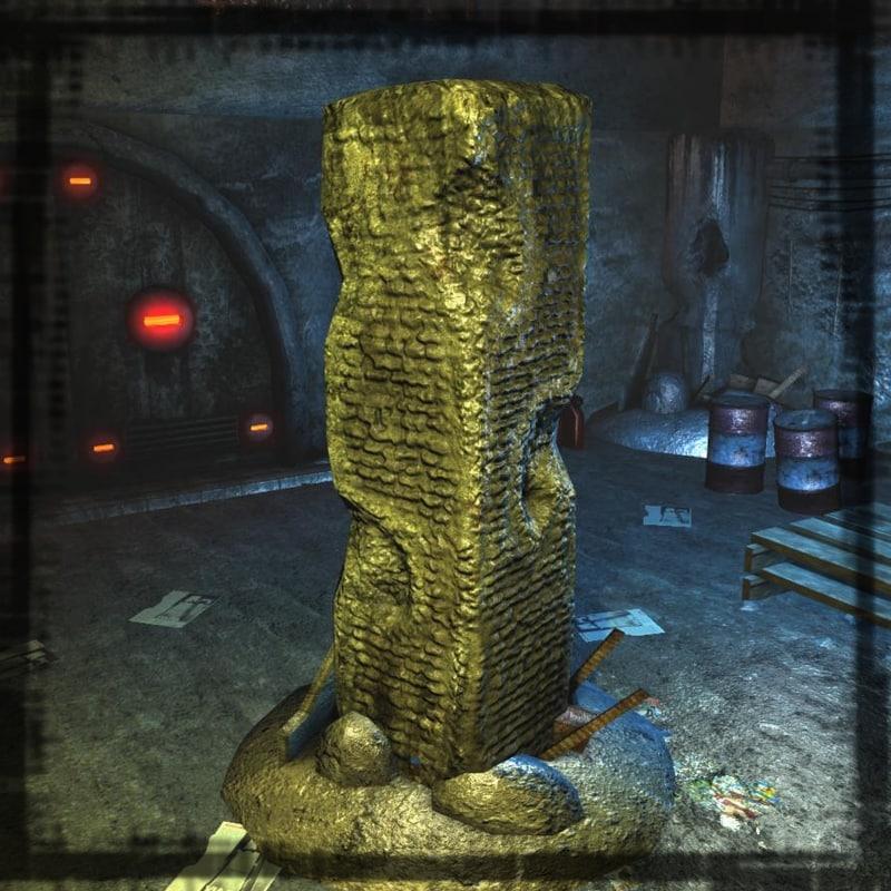 ancient column max