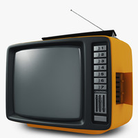 Retro TV and radio reciever