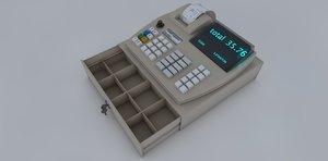 3ds cash register