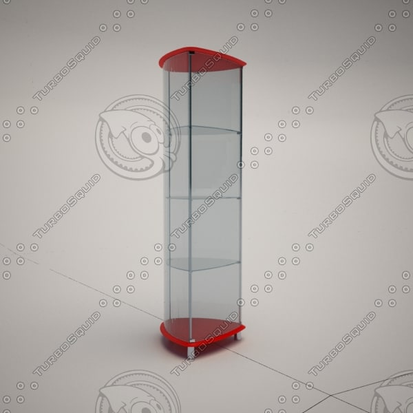 3d cattelan italia shield clear model