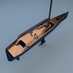 blender performance cruiser ocean