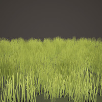 grass (low-poly)
