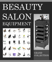 Beauty Salon Equipment Grand Collection