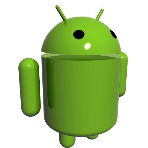 android logo 3ds