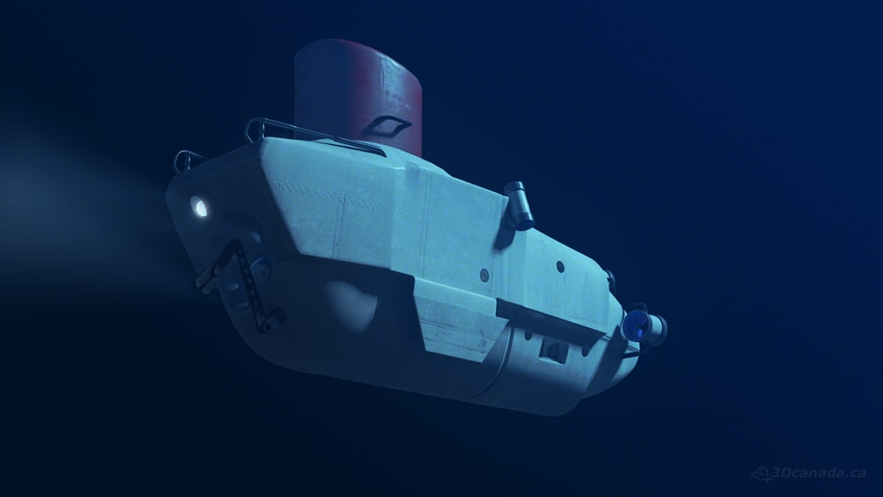 maya submarine sub