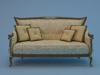 sofa furniture 3d max