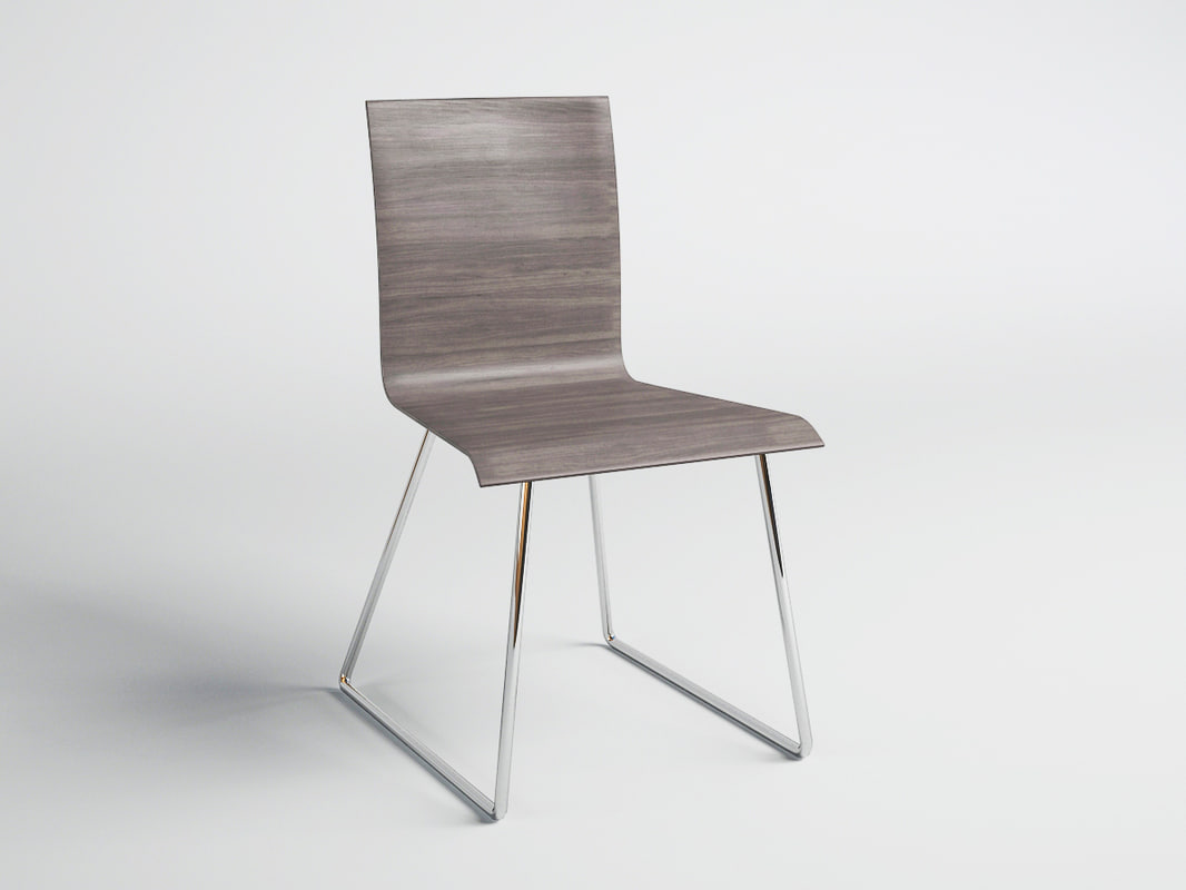 obj chair presotto