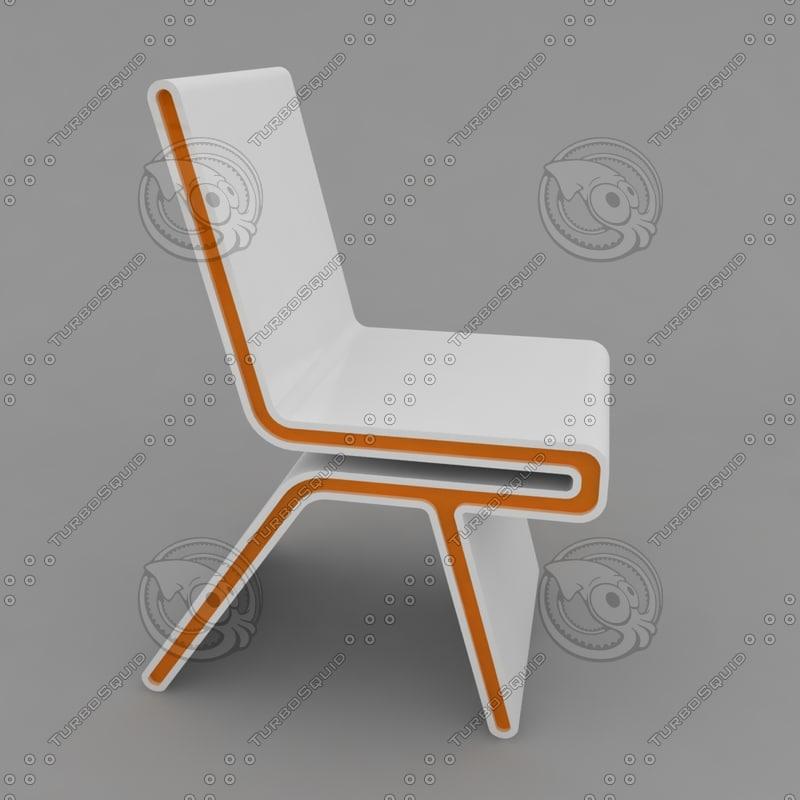 3d furniture chair fantasy