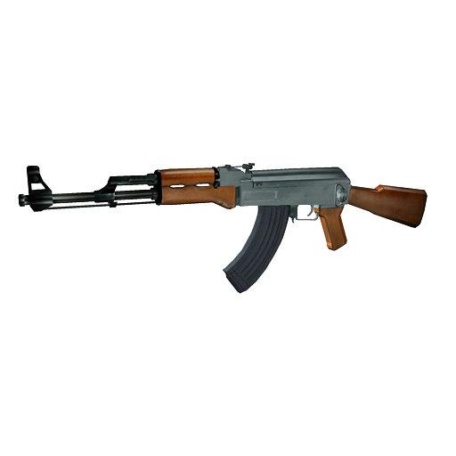 ak-47 3d ma