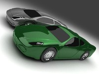 3ds max cars rendered