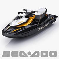jetski sea-doo gti 215 max