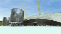 O2 Arena, London, Millenium Dome London