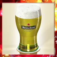 Heineken Beer - Pint Glass