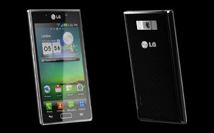 3d cellphone p700 lg model