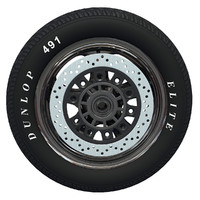 motorcycle tyre 3ds