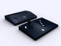 3d neogeo model