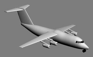 british aerospace bae 146 max