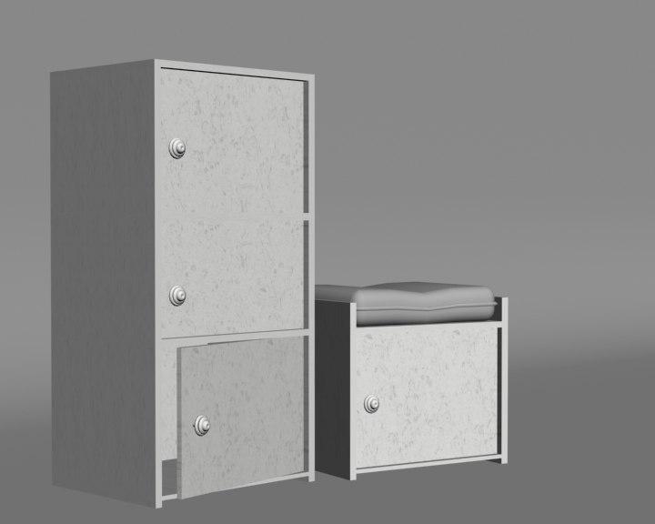 free max model cabinet furniture storage