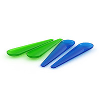 3d salad spoon