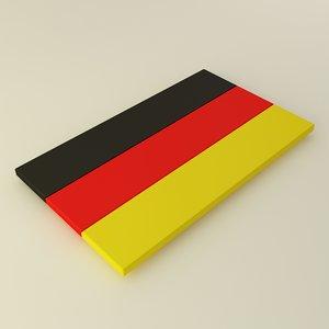 german flag max free