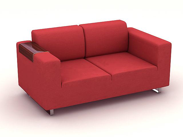 3d sofas224b