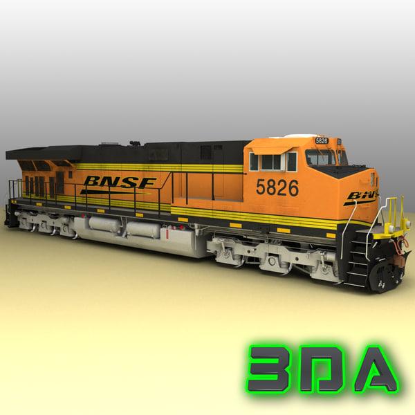 ge es44ac locomotive engines max