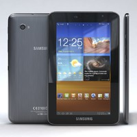 Samsung P6200 Galaxy Tab 7.0 Plus Black