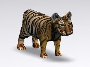 baby tiger max