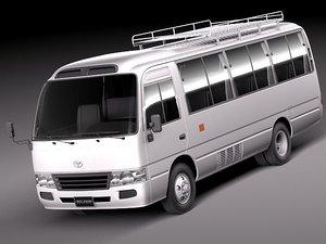 max toyota coaster bus minibus