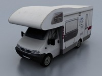 Fiat Ducato Knaus Recreational Vehicle